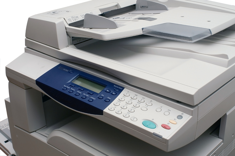 printer copier and fax machine